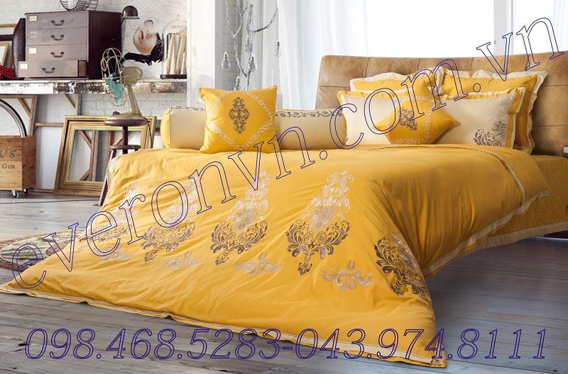 bộ everon màu vàng