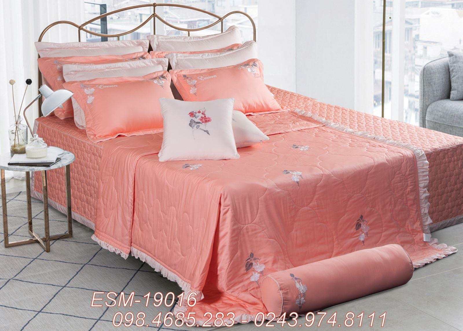 Bộ Everon màu hồng năm 2019
