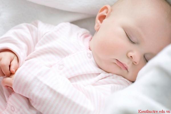 đệm cũi cho bé ngủ ngon