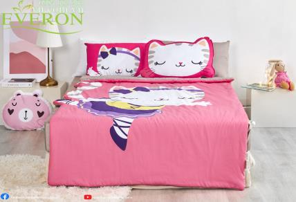 Bộ Everon Baby Set Cat
