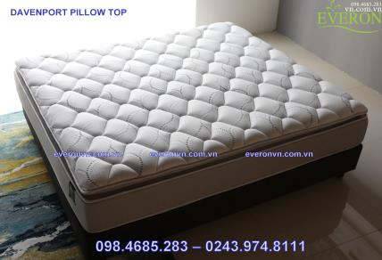 Đệm Lò Xo King koil Davenport Pillow Top